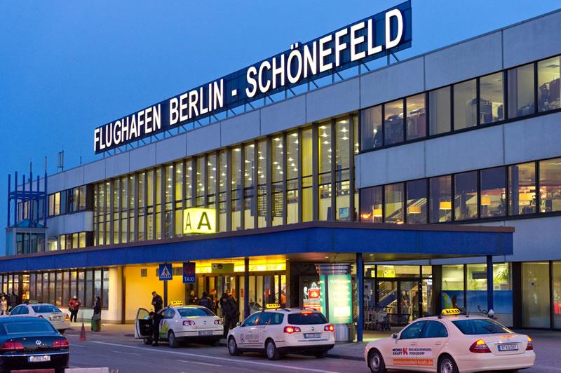 Como llegar desde Schönefeld al centro de Berlin