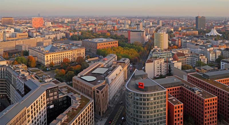 barrio mitte de berlin