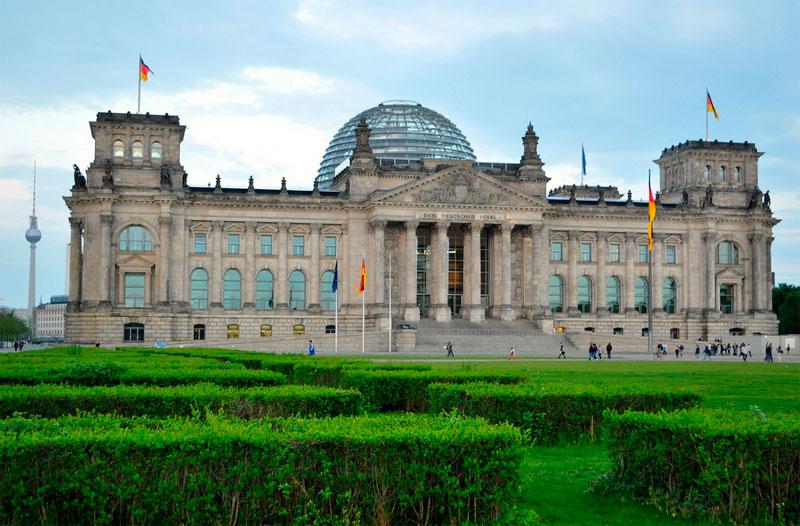 Una visita al parlamento_aleman