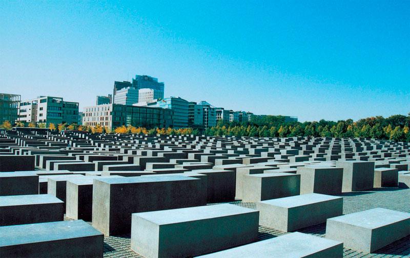 Museo Holocausto de Berlin