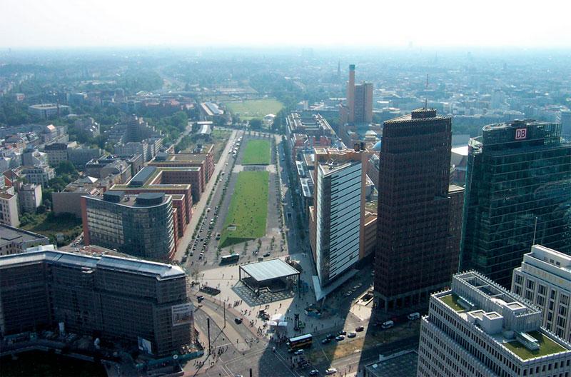 Potsdamer Platz berlín