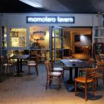 Hamburguesas y comida asiática en Momotaro Tavern