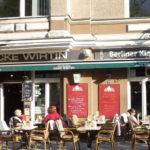 Comida berlinesa en Dicke Wirtin